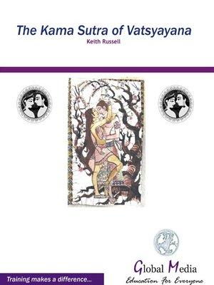 cover image of The Kama Sutra of Vatsyayana