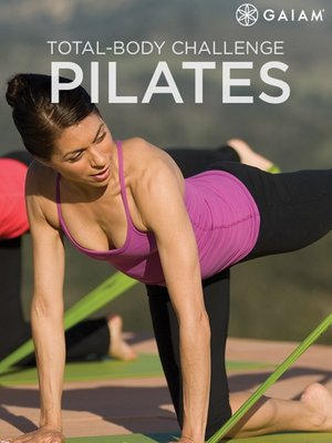 cover image of Total Body Challenge - Pilates, Episode 2