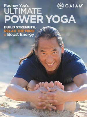 cover image of Rodney Yee's Ultimate Power Yoga, Episode 5