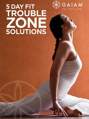 cover image of 5 Day Fit: Trouble Zone Solutions, Episode 1