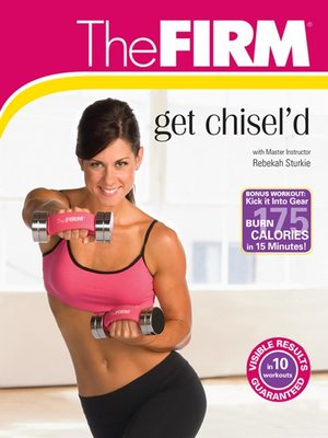 cover image of The FIRM: Get Chisel'd