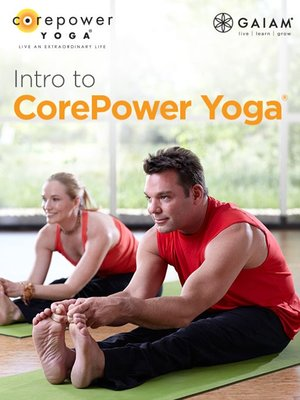 cover image of Intro to CorePower Yoga, Episode 3