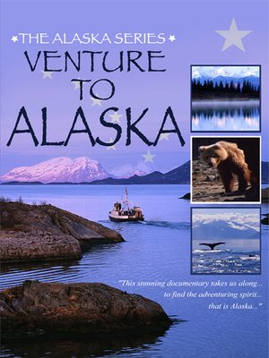 cover image of Venture To Alaska