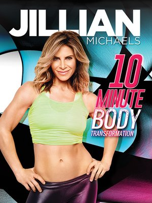 cover image of Jillian Michaels: 10-Minute Body Transformation, Episode 1