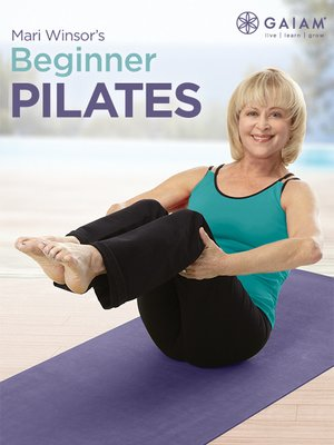 cover image of Mari Winsor's Beginner Pilates, Episode 1