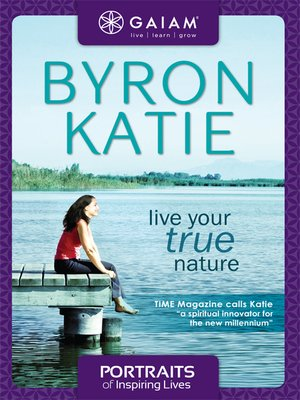 cover image of Byron Katie