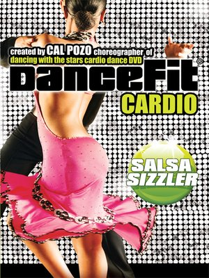 cover image of Dancefit Cardio: Salsa Sizzler