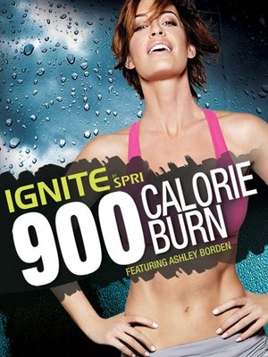 cover image of 900 Calorie Burn with Ashley Borden, Episode 3