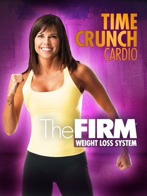 cover image of The FIRM: Time Crunch Cardio, Episode 1