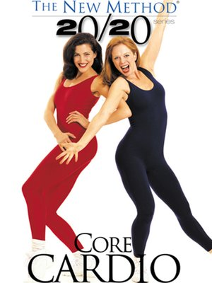 cover image of The Method: Core Cardio