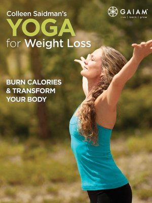 cover image of Yoga for Weightloss with Colleen Saidman, Episode 5