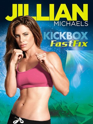 cover image of Jillian Michaels: Kickbox Fastfix, Episode 3