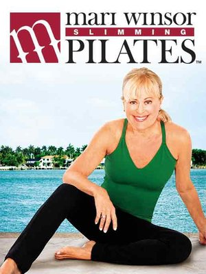 cover image of Mari Winsor's Slimming Pilates, Episode 2