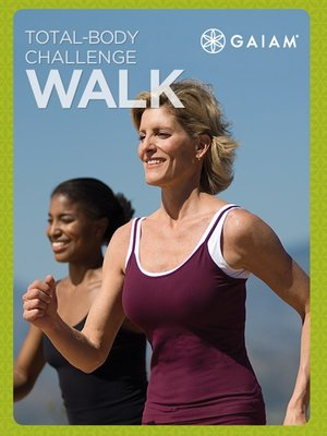 cover image of Total Body Challenge - Walk, Episode 1