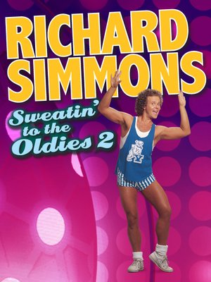 cover image of Richard Simmons: Sweatin' to the Oldies 2