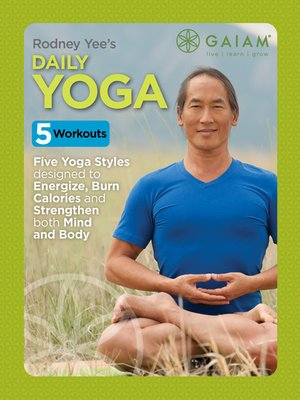 cover image of Rodney Yee's Daily Yoga