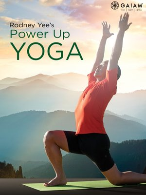 cover image of Rodney Yee's Power Up Yoga, Episode 1