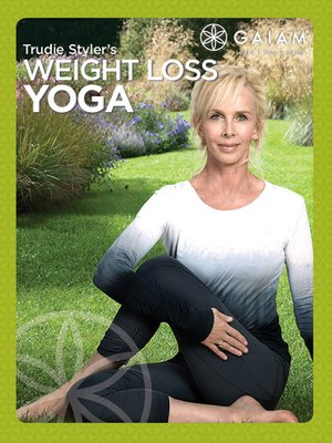 cover image of Trudie Styler's Weight Loss Yoga, Episode 2