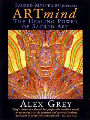 cover image of Artmind With Alex Grey