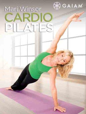 cover image of Mari Winsor's Cardio Pilates, Episode 1