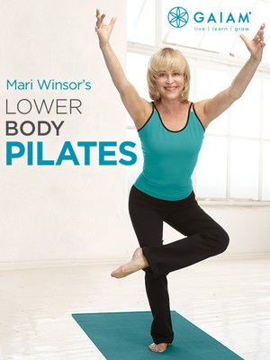 cover image of Mari Winsor's Lower Body Pilates, Episode 1