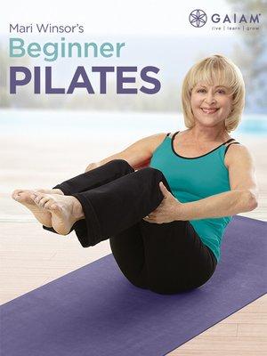 cover image of Mari Winsor's Beginner Pilates, Episode 3