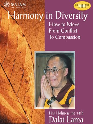 cover image of Harmony In Diversity