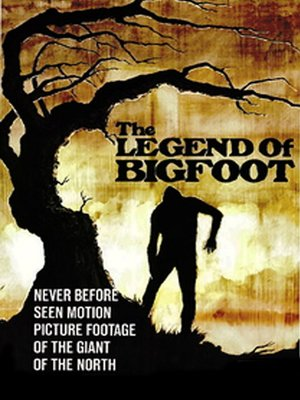 cover image of The Legend Of Big Foot