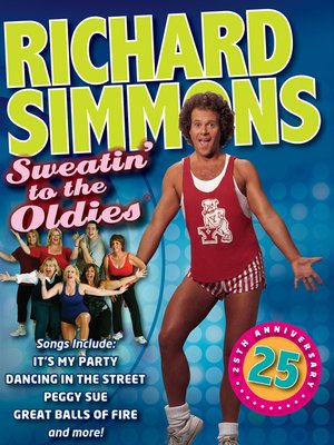 cover image of Richard Simmons: Sweatin' to the Oldies 1
