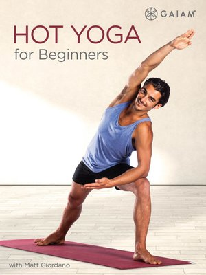 cover image of Hot Yoga For Beginners, Episode 4