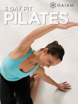cover image of 5 Day Fit: Pilates, Episode 4