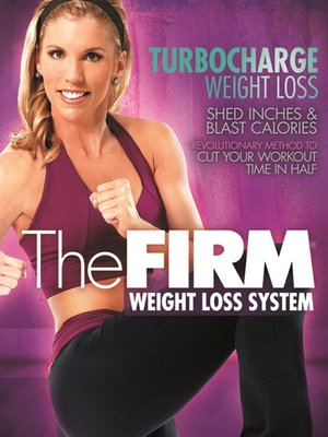 cover image of The FIRM: Turbocharge Weight Loss
