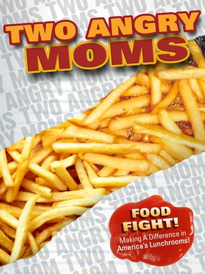 cover image of Two Angry Moms