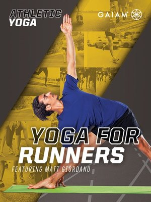 cover image of Athletic Yoga: Yoga For Runners, Episode 1