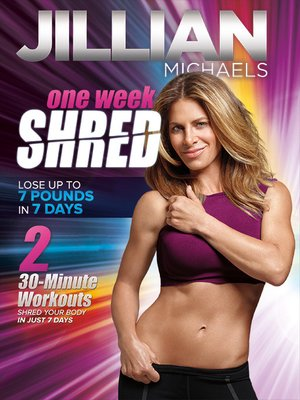 cover image of Jillian Michaels