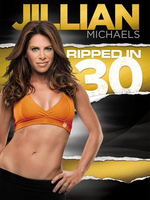 cover image of Jillian Michaels: Ripped In 30, Episode 1
