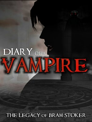 cover image of Diary Of A Vampire