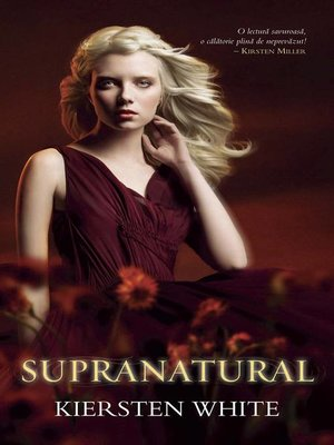 cover image of SUPRANATURAL