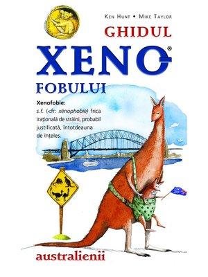 cover image of Ghidul xenofobului - australienii