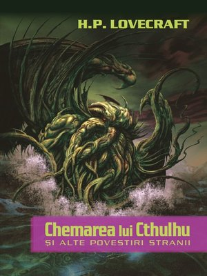cover image of Chemarea lui Cthulhu
