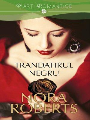 cover image of Trandafirul negru
