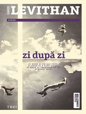cover image of Zi după zi