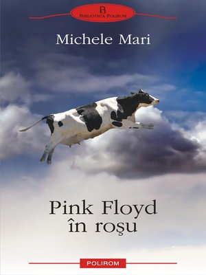 cover image of Pink Floyd in rosu