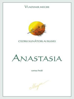 cover image of Anastasia. Cartea întâi