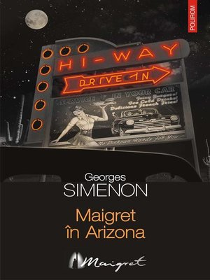 cover image of Maigret în Arizona
