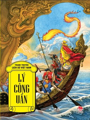 cover image of Truyen tranh lich su Viet Nam--Ly Cong Uan