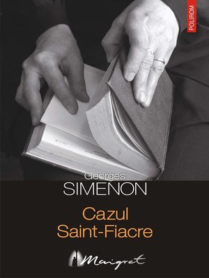 cover image of Cazul Saint-Fiacre