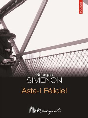 cover image of Asta-i Félicie!