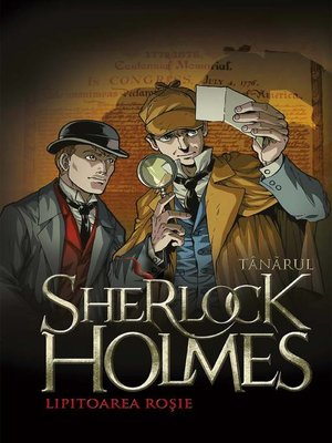 cover image of Tânărul Sherlock Holmes