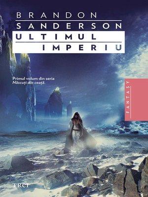 cover image of Ultimul imperiu